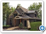 Custom exterior design and building services by Blackwood Contracting Inc