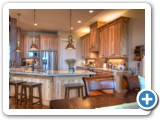 Custom interior design and building services by Blackwood Contracting Inc